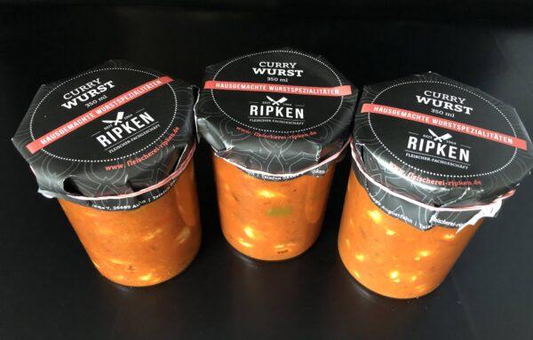 Currywurst Fleischerei Ripken